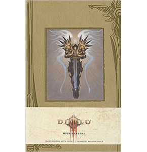 Diablo High Heavens Hardcover Ruled Journal