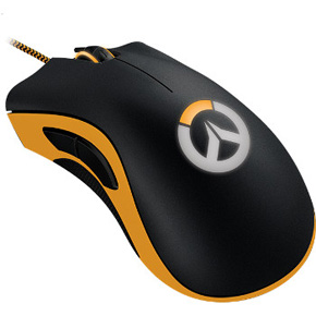 Souris gamer Razer DeathAdder Chroma - Overwatch E