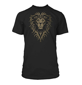 T-shirt Warcraft Movie Alliance