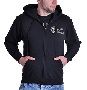Veste à capuche Warcraft Movie - Unite to Survive