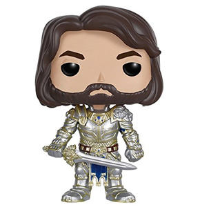 Funko PoP Warcraft Movie Roi Llane