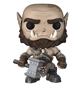 Funko PoP Warcraft Movie Orgrim