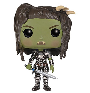 Funko PoP Warcraft Movie Garona