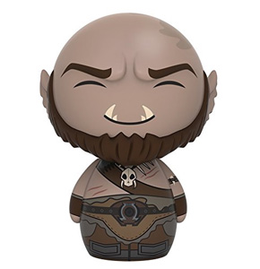 Funko Dorbz Warcraft Movie Orgrim