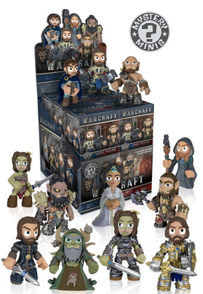 Funko Warcraft Movie Mysteries Mini