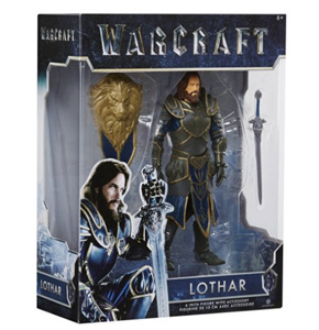 Figurine Warcraft Movie Lothar