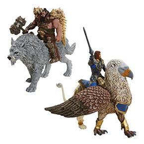 Pack de figurines Lothar et Main-Noire
