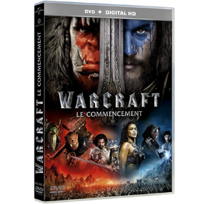 Warcraft: Le Commencement DVD