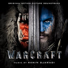CD de la banre-originale du film Warcraft