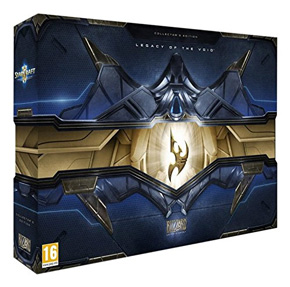 StarCraft II: Legacy of the Void Édition Collector