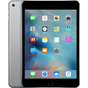 Apple iPad mini 4 - Wi-Fi - 64 Go - Gris