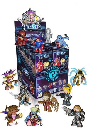 Funko Heroes of the Storm Mystery Minis