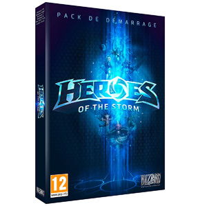Heroes of the Storm Pack de démarrage