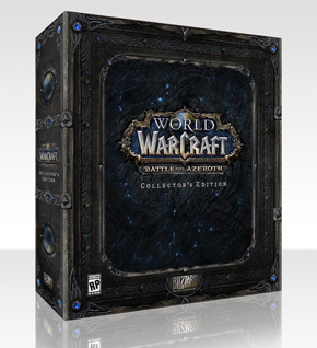 WoW Battle for Azeroth Edition Collector
