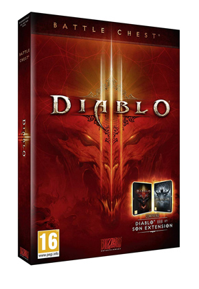 Diablo III: Eternal Collection Battle Chest