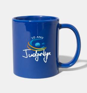 Mug JudgeHype 20ème anniversaire