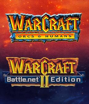 Bundle Warcraft I et Warcraft II