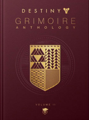 Destiny: Grimoire Anthology - Volume 2