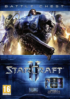 Trilogie StarCraft II