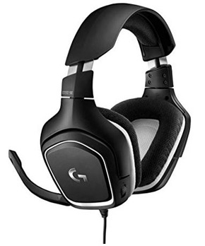 Casque Gaming filaire Logitech G332