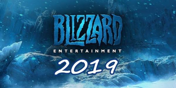 Blizzard en 2019