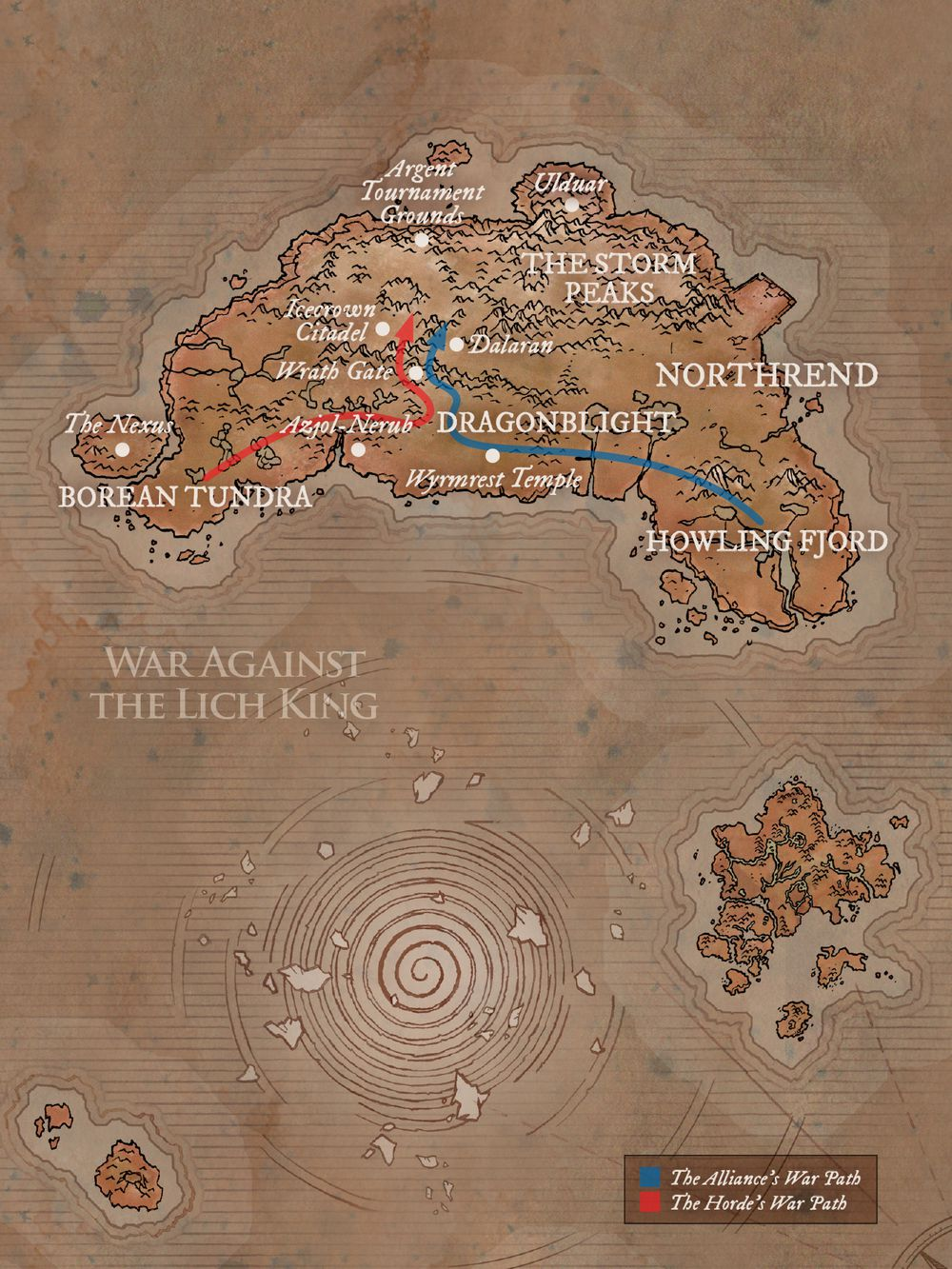 world of warcraft chronicle volume 1 pdf