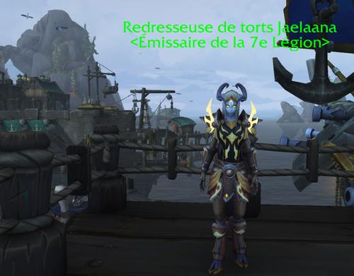 Guide de réputation : La 7ème Légion - World of Warcraft