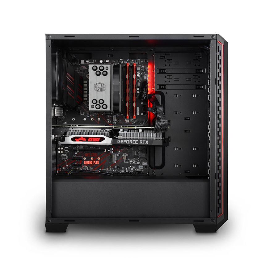 Un excellent PC pour 1499€ avec Core i5 9600K, RTX 2070, 16 Go de