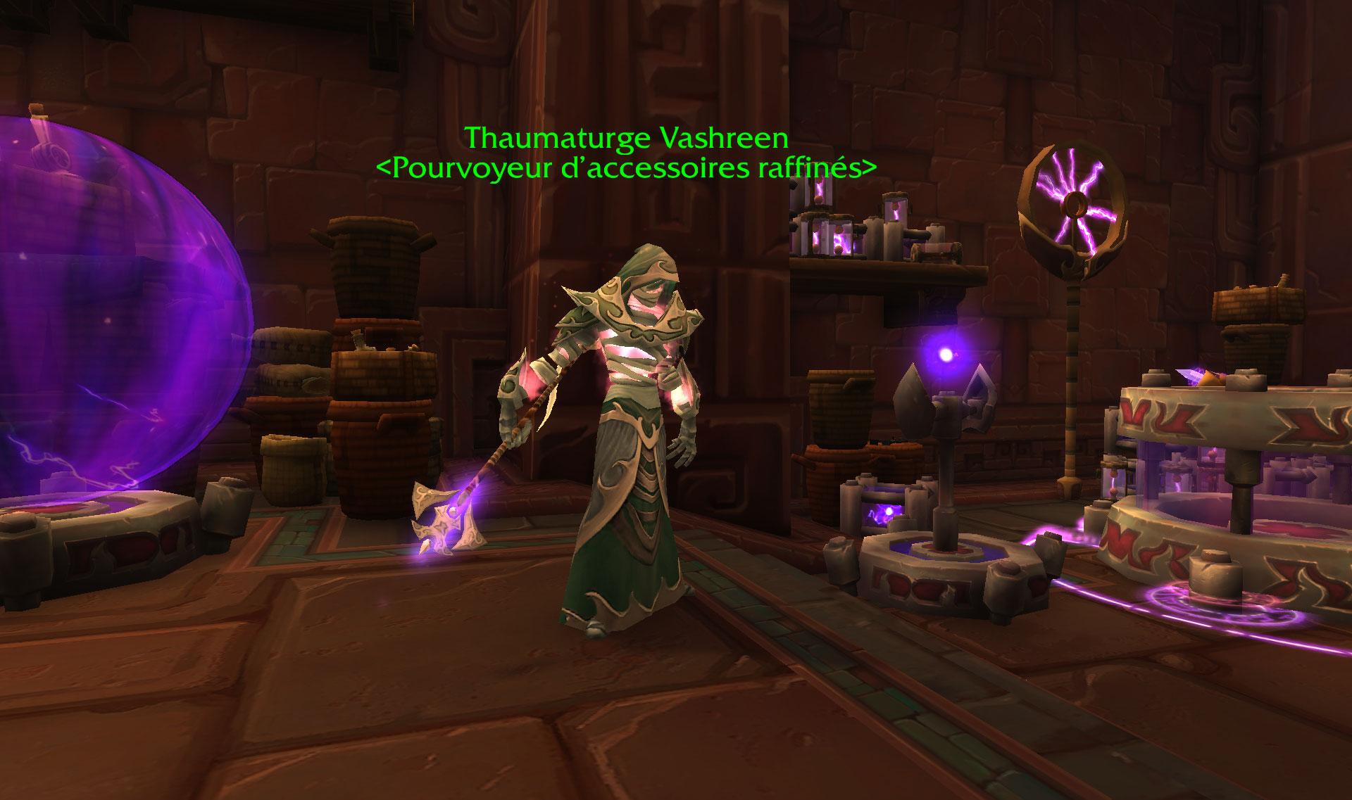 Résidu des Titans - World of Warcraft - JudgeHype