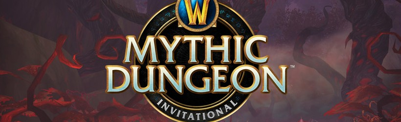 fans du pve de wow jetez un oeil au stream du mythic dungeon invitational ce week end world. Black Bedroom Furniture Sets. Home Design Ideas