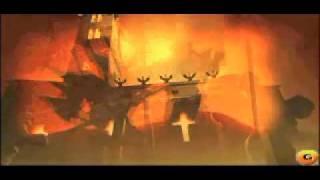 Cinématique de présentation Diablo II (1997)