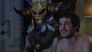 Pub Diablo III sur consoles, avec des acteurs IRL