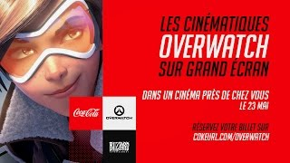 Les cinématiques d'Overwatch au cinéma