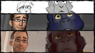 Aperçu des courts-métrages d'animation