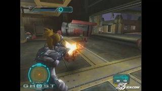 Montage de plusieurs scènes de gameplay