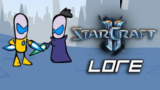 Le Lore de StarCraft II en une minute !