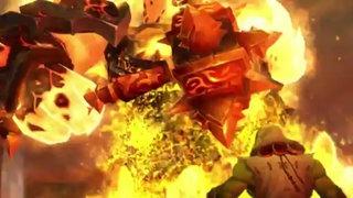 Bande-annonce patch 4.2 : Rage sur les terres de feu