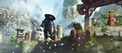 Cinématique d'introduction : Mist of Pandaria