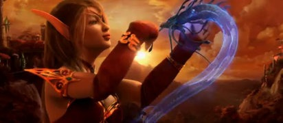 Bande-annonce : The burning Crusade