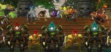 Bande-annonce du patch 2.3: Les dieux de Zul'Aman