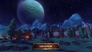 Warlords of Draenor: La recréation d'un monde