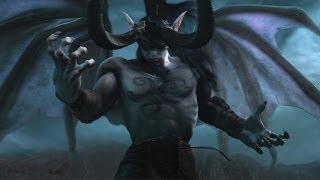 Cinématique de Warcraft III: The Frozen Throne