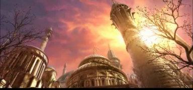 Cinématique : La destruction de Dalaran par Archimonde